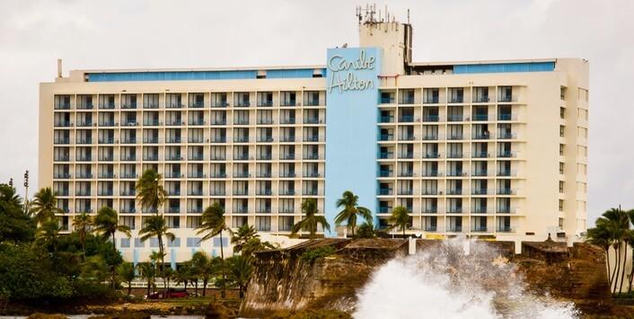 hotel caribe de puerto rico