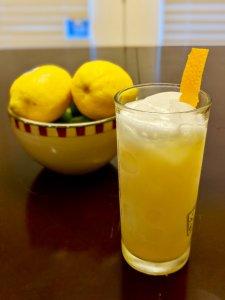 cuban cocktail imperial fizz