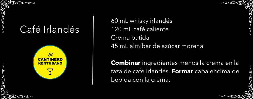 cafe irlandes receta