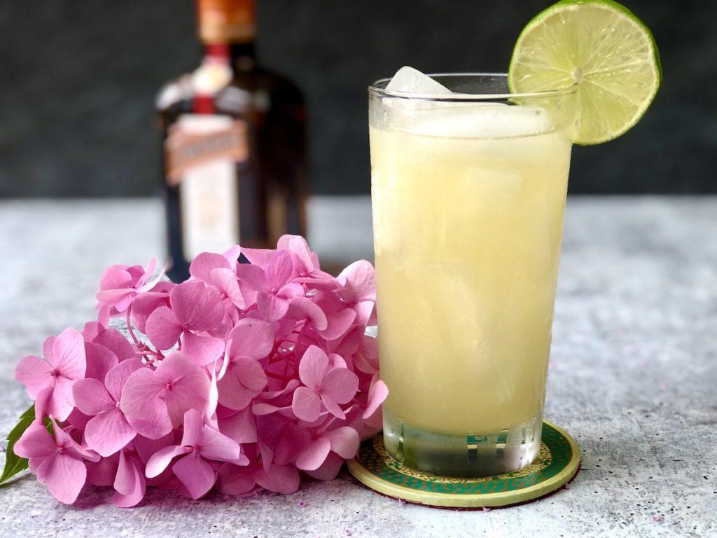 coctel margarita de maracuya