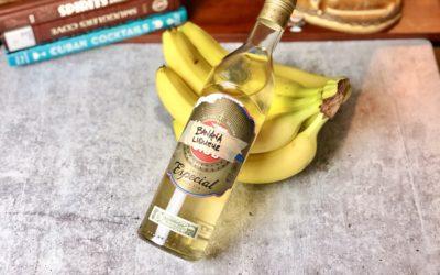 Licor de Plátano